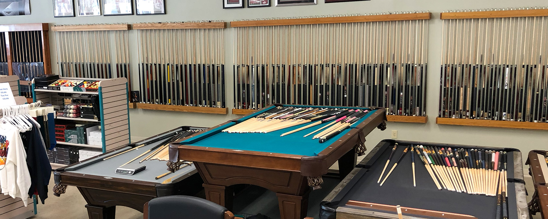 Pool Cues Billiards Plus - Pool table movers columbus ohio